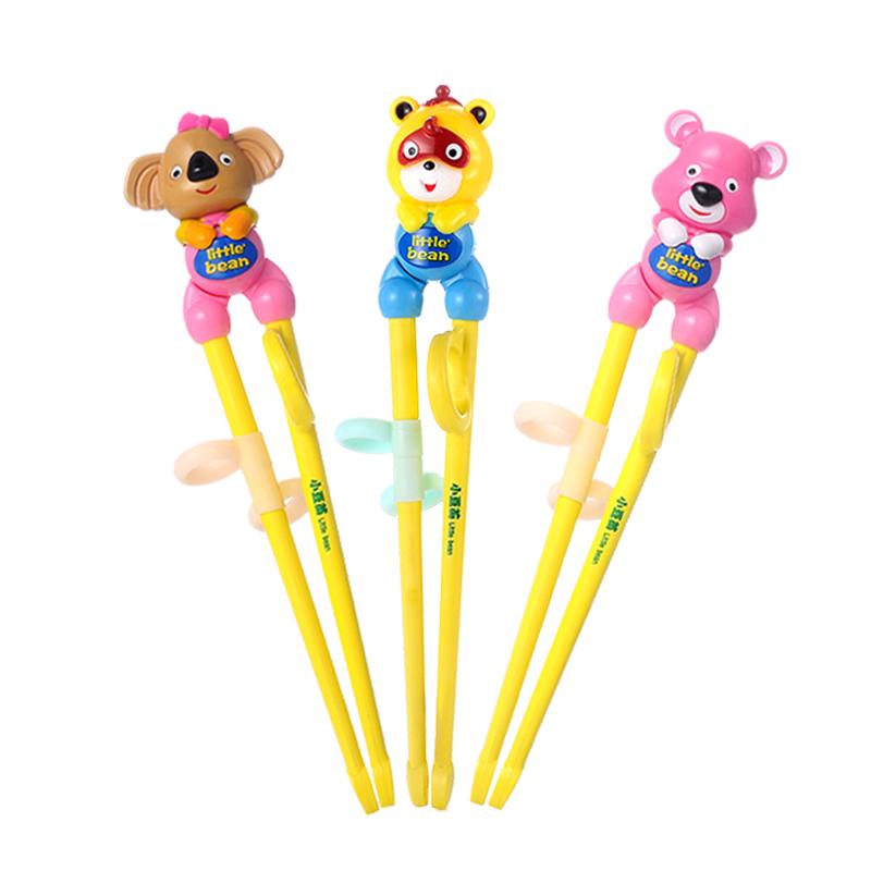 小豆苗儿童筷子训练筷宝宝筷子练习筷婴儿玉米餐具套装纠正学习筷