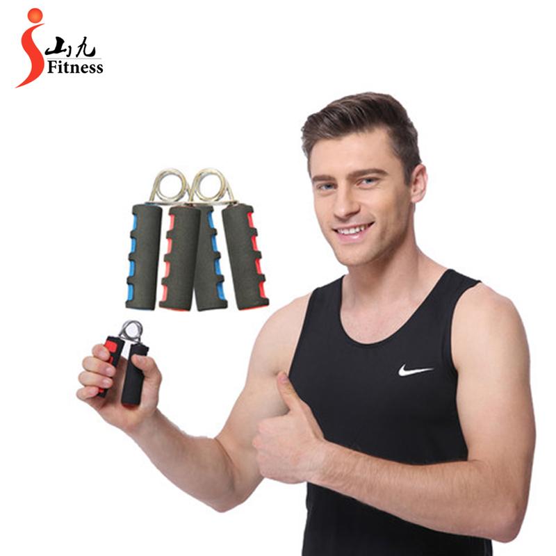 握力器男士专业练手力康复可调节指力器健身器材A型握力圈腕力器