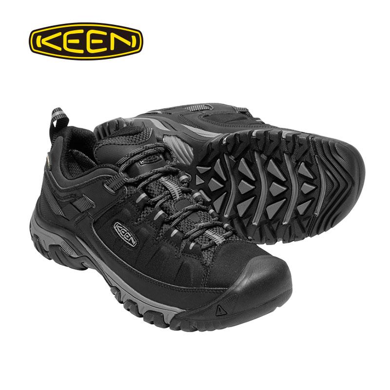 秋冬KEEN科恩TARGHEE EXP WP防水防滑男女徒步鞋404001