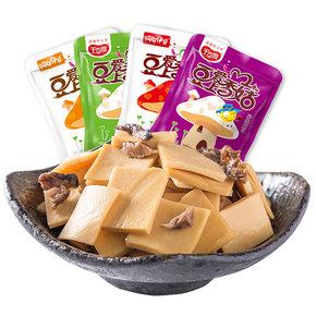 阿豆伊豆千百度香菇豆干500g豆腐干豆制品特产零食小吃小包装散装