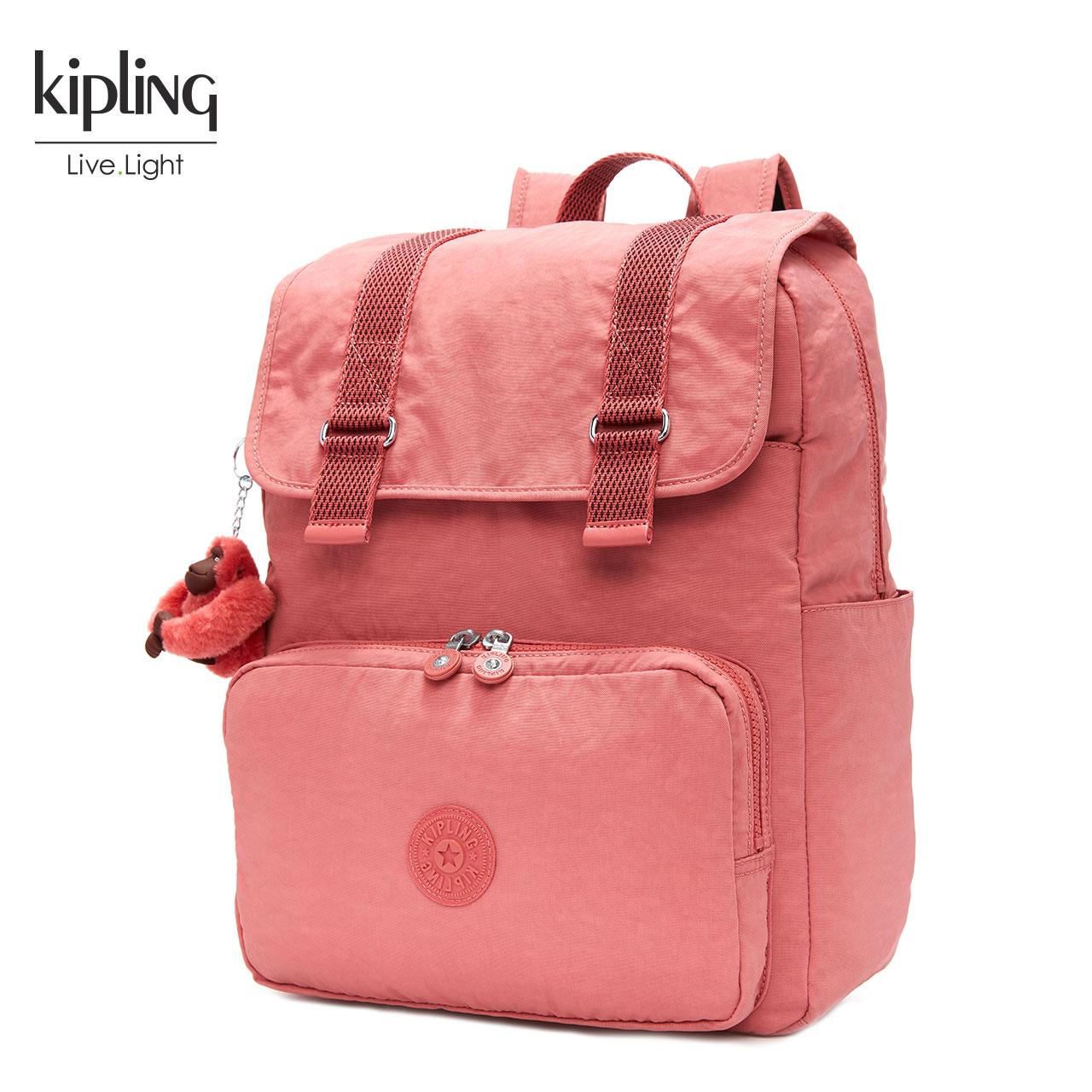 Kipling凯浦林2018新款秋冬新女包K00935女式时尚潮流双肩背包