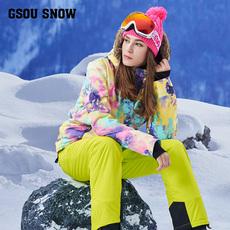 Лыжная одежда Gsou snow gsjk254