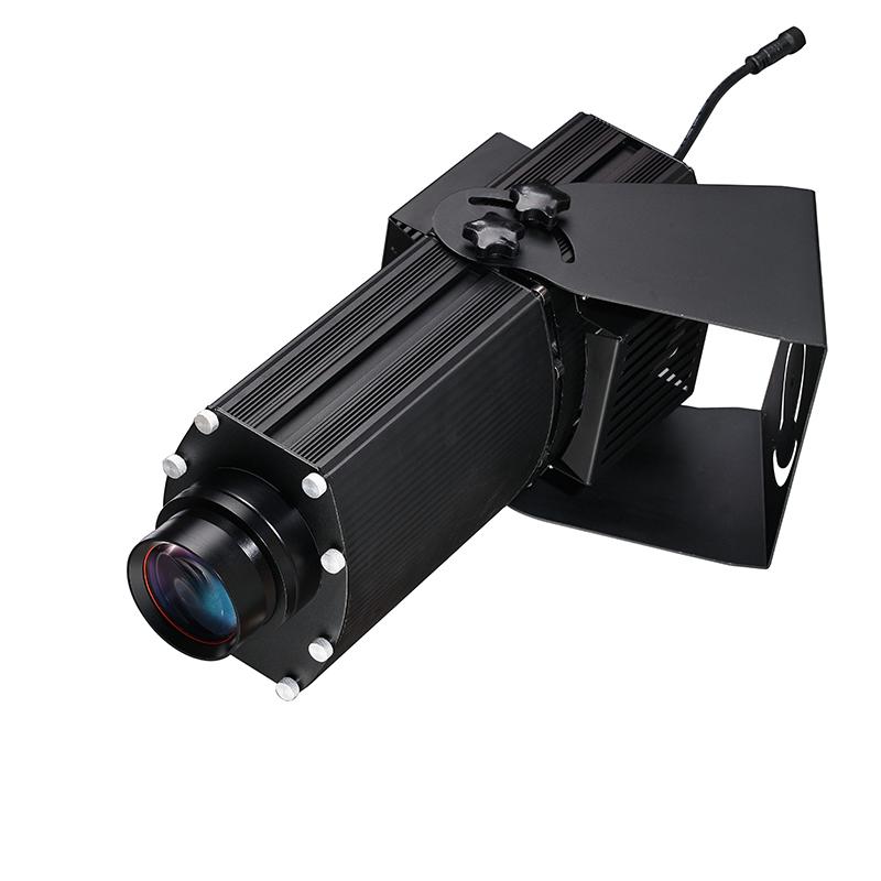 远距离大光圈大瓦数投影灯大功率LED广告LOGO图案定制PG灯大画幅