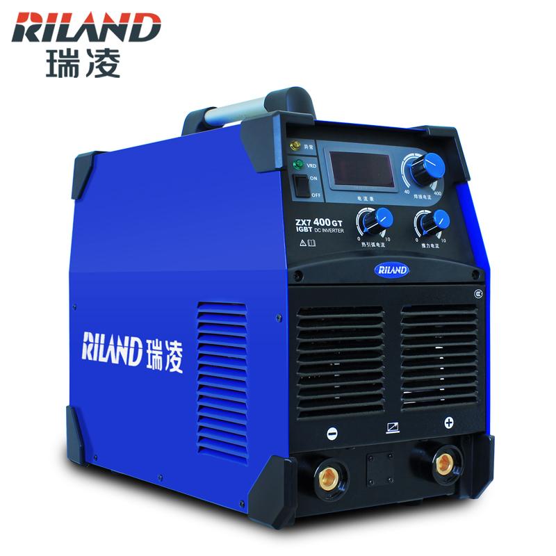 瑞凌zx7-400GT电焊机轻工业级逆变直流手工电弧焊机380v