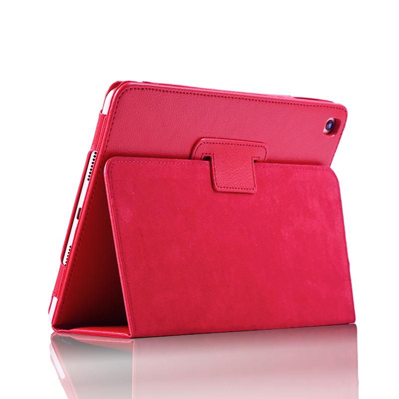 苹果平板电脑iPad mini2保护套迷你2防摔全包皮套休眠潮送内胆包精选三件套装