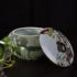 东方泥土 景德镇瓷器储藏罐 手绘工艺陶瓷/气泡茶叶罐(小)D71-51