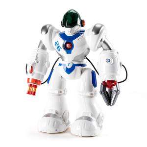 盈佳儿童遥控机器人玩具智能 对话男孩高科技早教会走会跳舞礼物