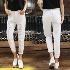 Jeans for women Nuoqixin nxq336