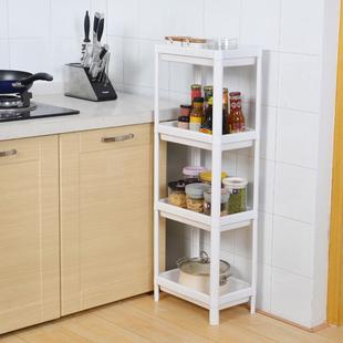 厨房置物架落地式储物架浴室置地式收纳架客厅脚架角落架卫生间架