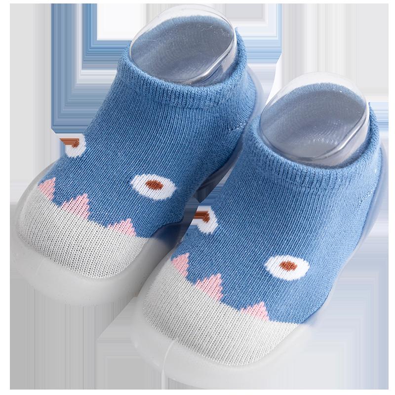 kanz儿童地板鞋软底学步鞋