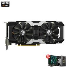 Видеокарта ZOTAC GTX1060 X-Gaming OC 6G