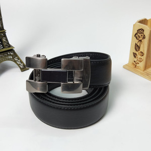new_goods/Vintage Men Pure Cow Leather Belts Automaitic H Belt Fashion...