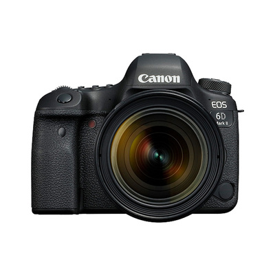 [旗舰店]Canon-佳能 EOS 6D Mark II 套机EF 24-70mm f-4L IS USM