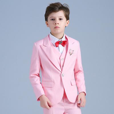Children's suits boys' dresses wedding girls small suits Korean versioncatwalk costumes