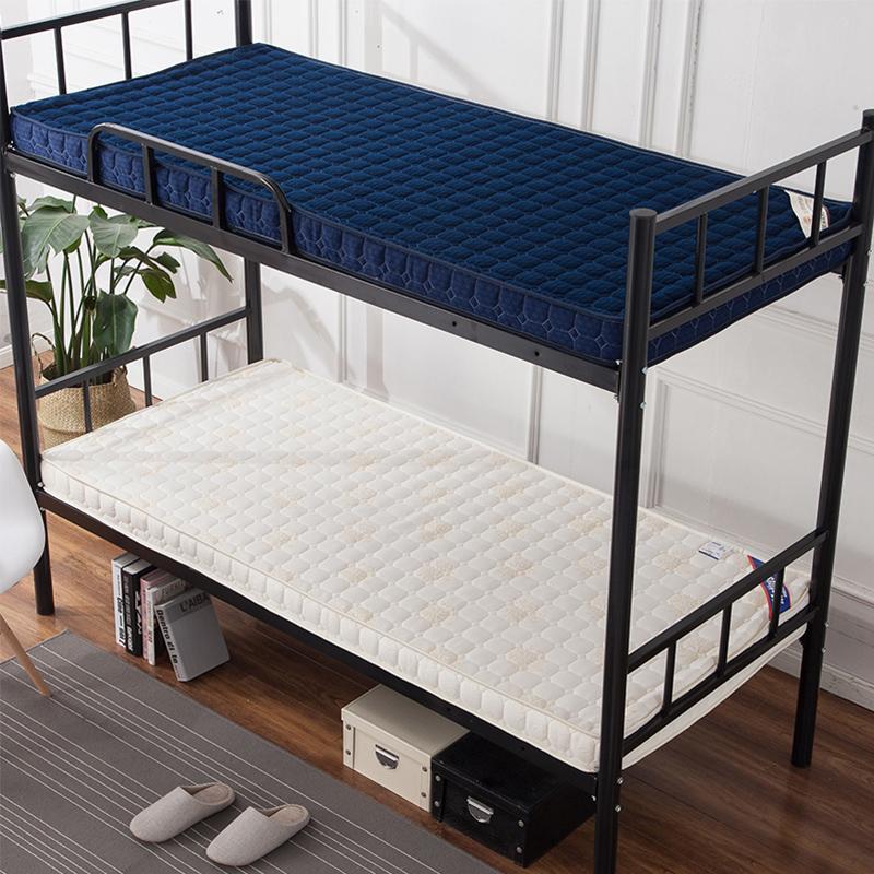 学生宿舍床垫单人床1.2米1.5m床记忆海绵0.9m1.0m寝室软床垫床褥