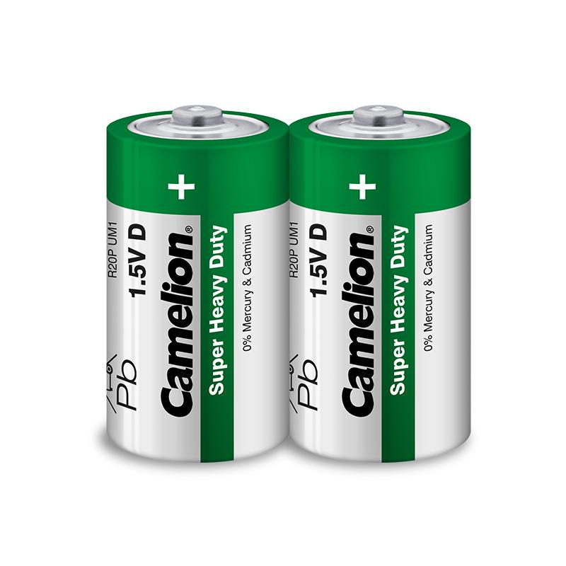 飞狮1号电池大号燃气灶热水器地锁电池R20P蓝碳性煤气炉一号1.5V