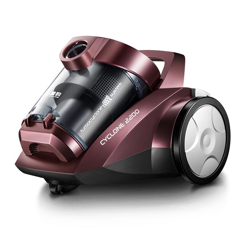 普韵吸尘器家用小型强力手持式大功率静音地毯除螨正品PYC-998