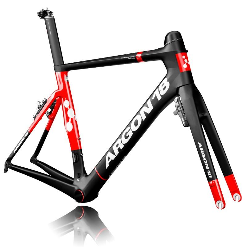 Tour de France ARGON18NITROGEN full carbon fiber road bike frame ...