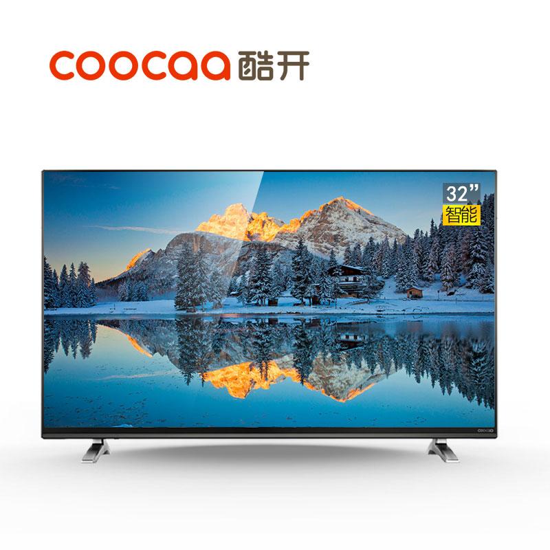 创维coocaa-酷开 K32 32英寸高清智能wifi网络平板液晶电视机40