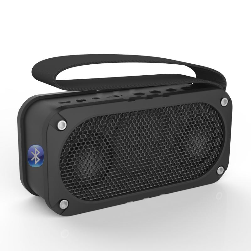 锐族D68 无线蓝牙 小音箱 超重低音 迷你 便携式 随身 户外 大音量 可插U盘 手机通用 多功能 3D环绕 低音炮
