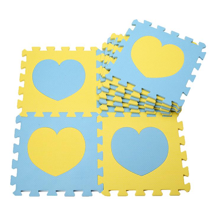 尚态泡沫卡通拼图地垫拼接儿童爬爬垫爬行泡沫地板垫家用卧室包邮