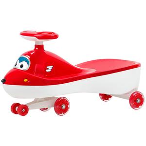超级飞侠扭扭车1-3岁儿童妞妞滑滑车宝宝摇摆车男女带音乐溜溜车