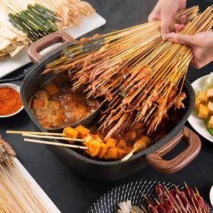 4-7人火锅烧烤食材新鲜毛肚鸭肠小串材料散装刷火锅组合套餐配菜