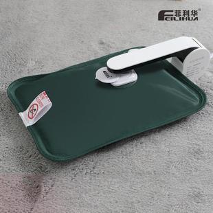 热水袋充电式防爆暖水袋煖宝宝可爱毛绒韩版电暖手宝女敷肚子注水