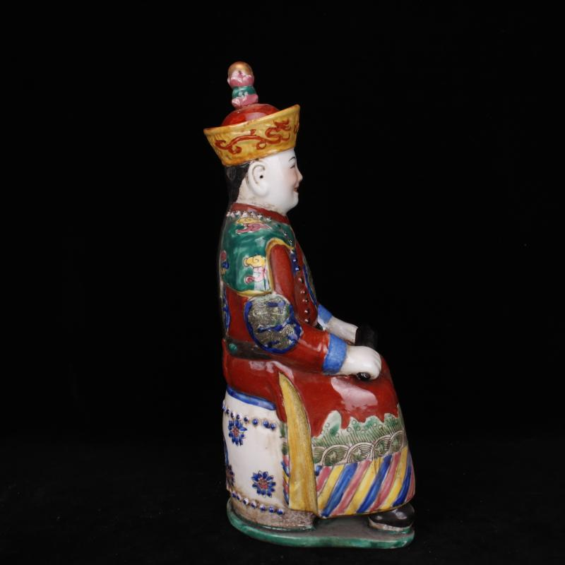 Blue and white hand character its kangxi emperor qianlong emperor antique porcelain antique antique old folk collection furnishing articles
