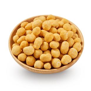 乐天韵黄金柚花生豆米休闲儿童小吃孕妇健康零食解馋坚果炒货特产