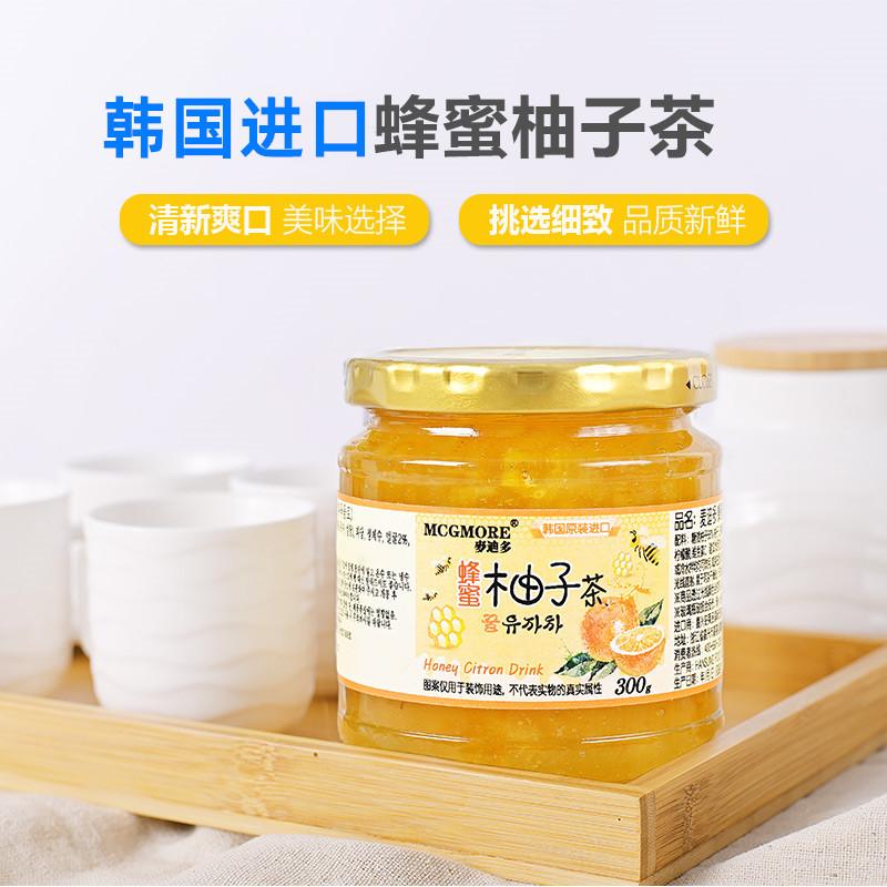 韩国原装进口蜂蜜柚子茶图片_3