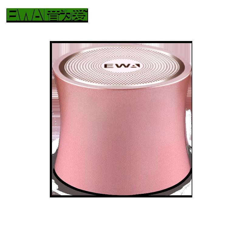 EWa-音为爱 A104蓝牙音箱低音炮迷你电脑插卡便携无限重低音车载