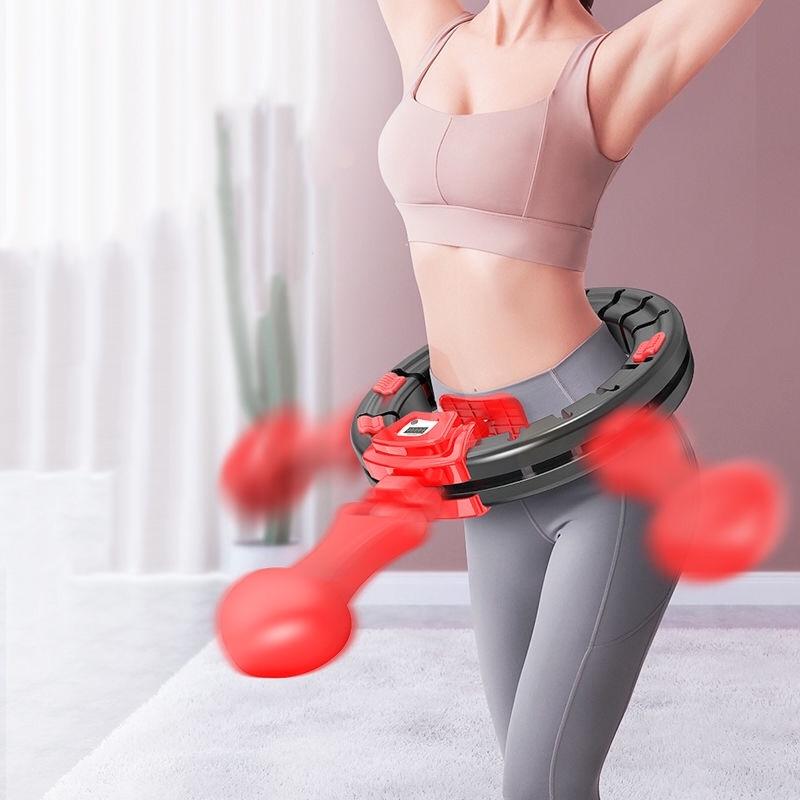 不会掉的智能美腰健腹加重瘦腰抖音同款女网红瘦身神器