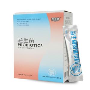 益生菌大人儿童女性成人调理肠胃肠道益生元活菌正品复合冻干粉