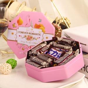 德芙士力架花生夹心巧克力元旦节情人节生日礼物糖果年货零食品