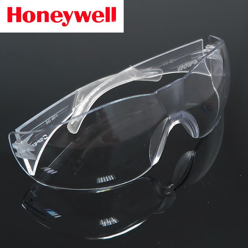 霍尼韦尔干家务防灰尘风沙保洁喷漆刷浆油防油溅厨房炒菜护目眼镜