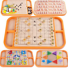 Chinese checkers Young Sidel 23/one chess