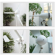 Ветрогенератор Durable wind turbine 400W500w12V24V48V