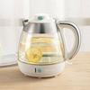 小熊玻璃电热水壶家用烧水壶大容量保温自动断电快壶迷你开水茶壶
