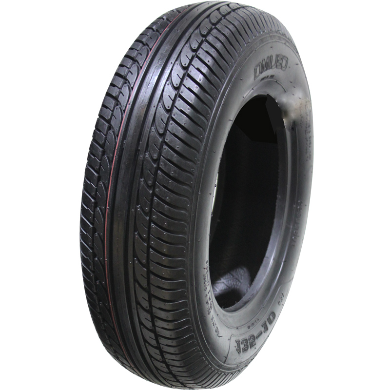 官方直营千里马135-10真空胎4轮老年代步车电动车轮胎