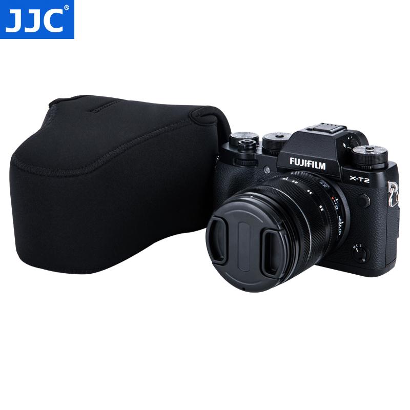 JJC 富士X-T2相机内胆包 XT2+18-55mm镜头收纳保护套