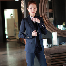Trouser suit Ripple shadow ly16a1155 Ol