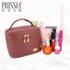 派丽丝雅手提化妆箱欧洲复古化妆包多功能化妆品收纳箱大容量