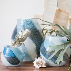 Цветочная ваза Skim Han bl04721a3s