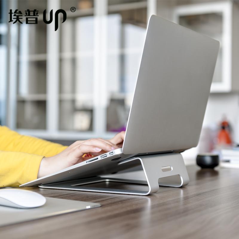 微软平板Surface3 Pro3 4铝合金支架book笔记本电脑桌面散热器