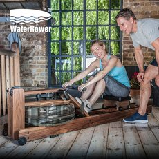 Тренажер для гребли WaterRower Classic