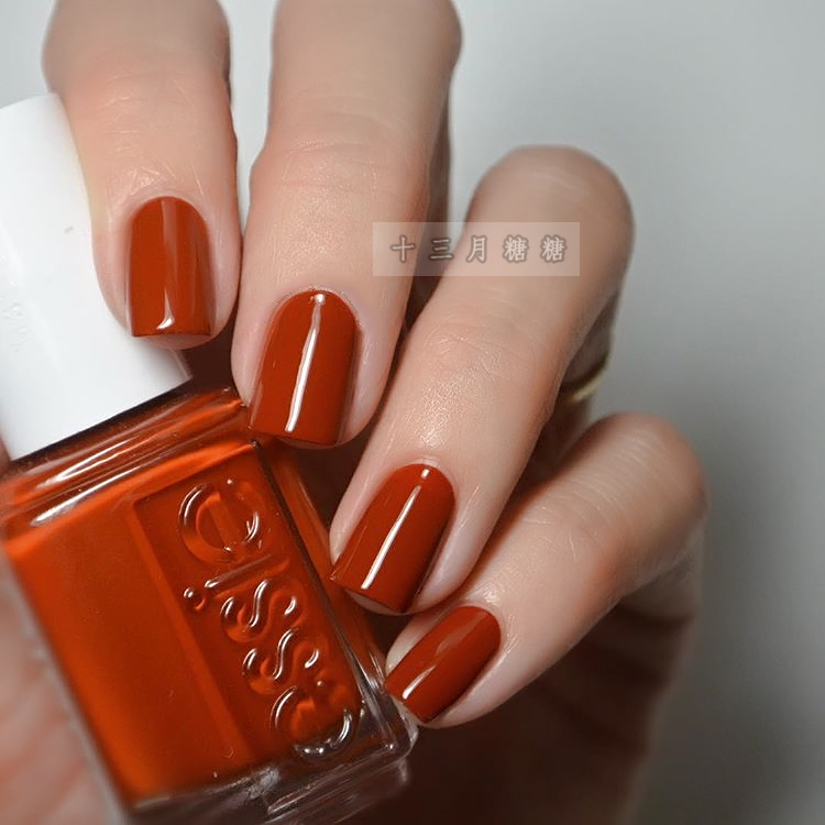 American Essie nail polish autumn and winter color 996 Playing Koi ...