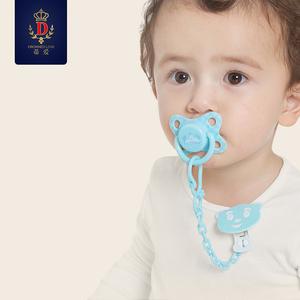 蒂爱婴儿安抚奶嘴0-6-18个月超软安睡型硅胶新生儿奶嘴宝宝断奶