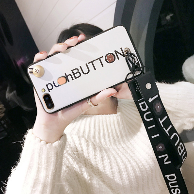 NTTN oppor11s mobile phone shell female models silicone anti-drop r11splus personality creative Japan and South Korea cartoon all-inclusive