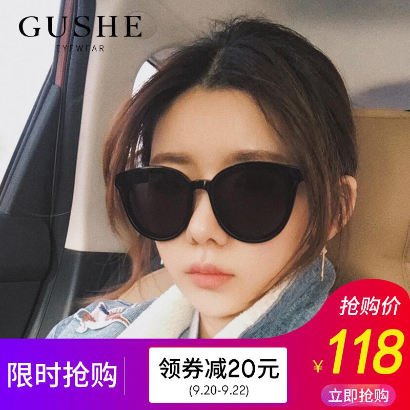 GM偏光太阳镜女明星同款2018新款眼镜韩版潮网红街拍墨镜防紫外线
